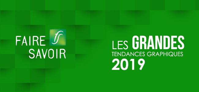 Tendances graphiques 2019